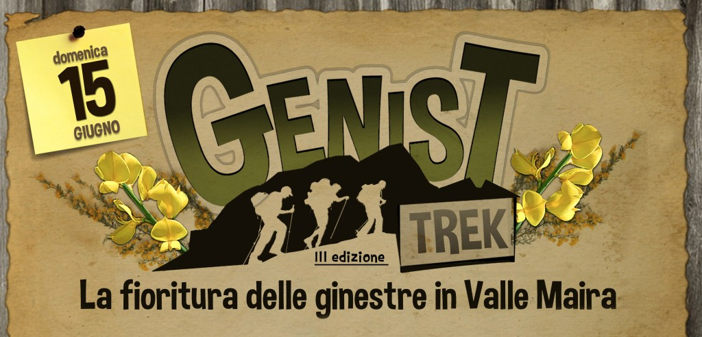 trekking delle ginestre valle maira agriturismo al chersogno